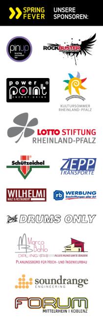 Sponsoren 2014