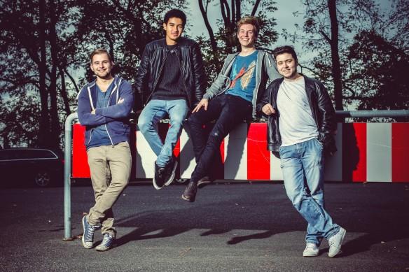 """Die Band """"Ultraschall"""" - Musiker aus Koblenz und Bad Ems im RZ-Portrait"""